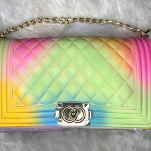 Unicorn Color Jelly Bag